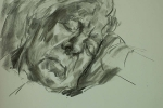 dad_asleep_charcoal_on_paper_16-5inchesx12inches